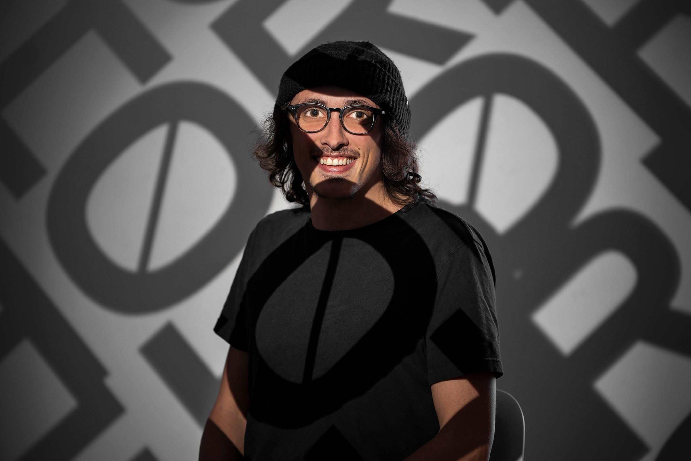 Alan Marineau, Interactive Media Designer